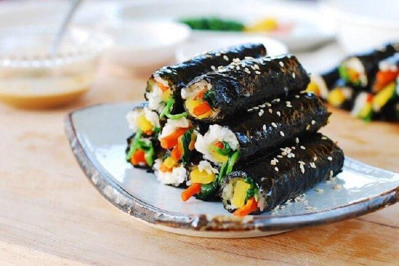Các món ăn vặt Hàn Quốc dễ làm