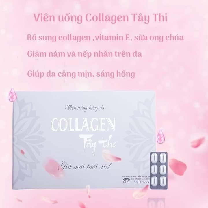 viên uống collagen
