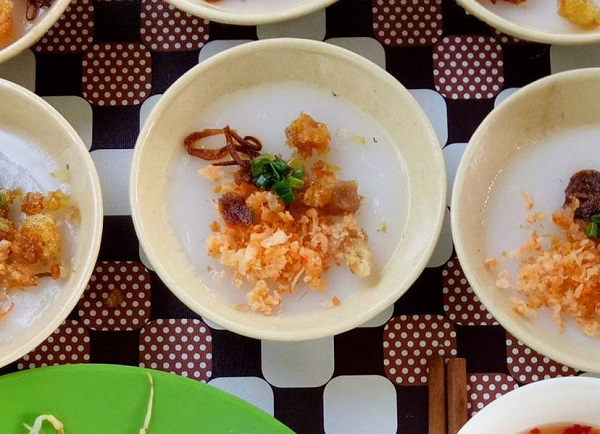 quán ăn vặt Gò Vấp