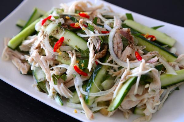 ăn vặt Tân Phú