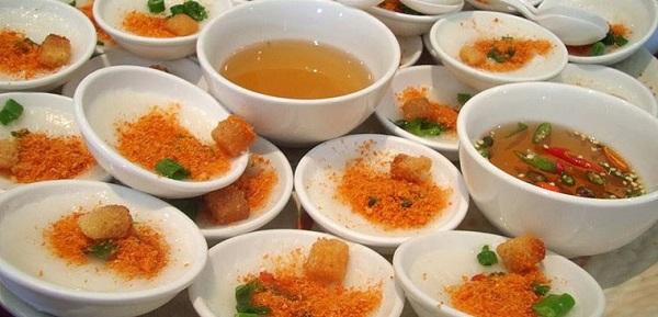 Các món ăn vặt từ mật ong
