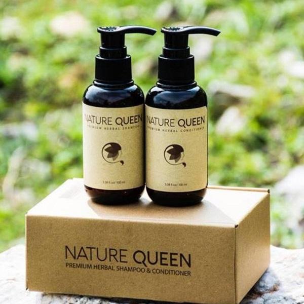 dầu gội Nature Queen