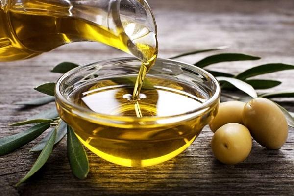 dầu oliu làm đẹp
