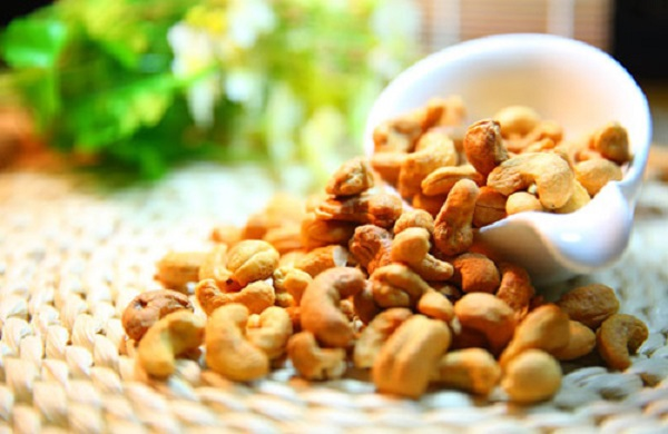 hạt điều mật ong