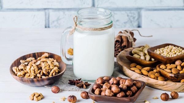 hạt điều sữa dừa