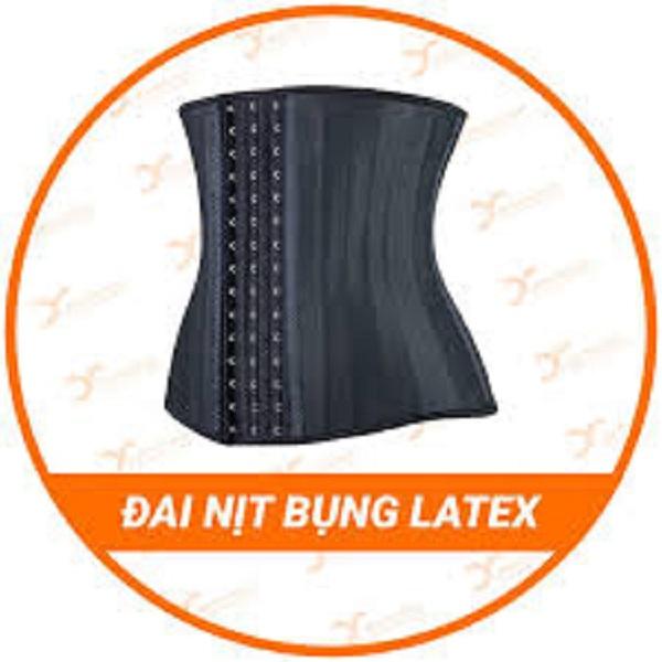hướng dẫn sử dụng đai nịt bụng latex