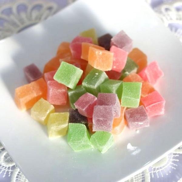 Kẹo dẻo trái cây Đà Lạt