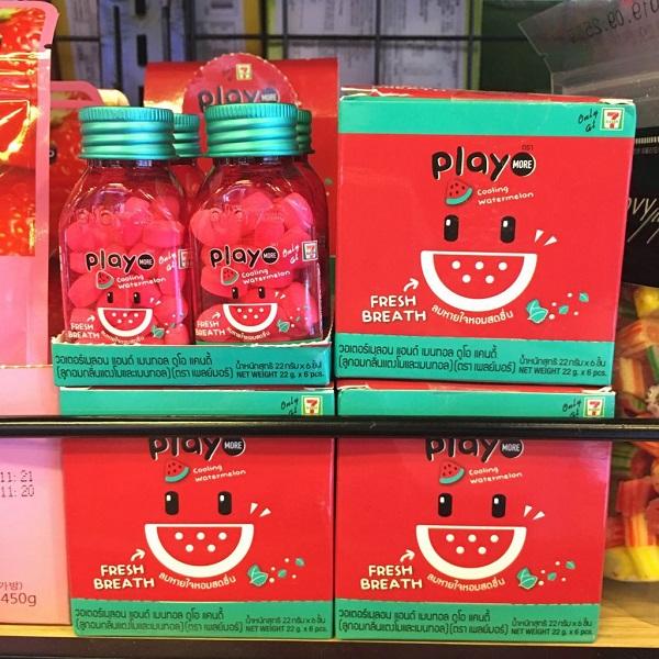 kẹo dưa hấu Thái Lan