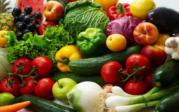 những thực phẩm giàu chất chống oxy hóa