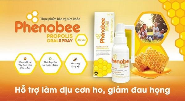 xịt keo ong